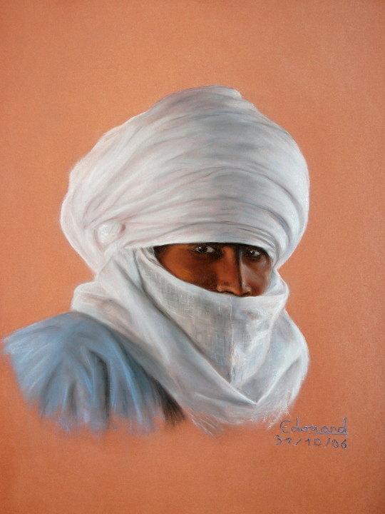 dessin-homme-du-desert